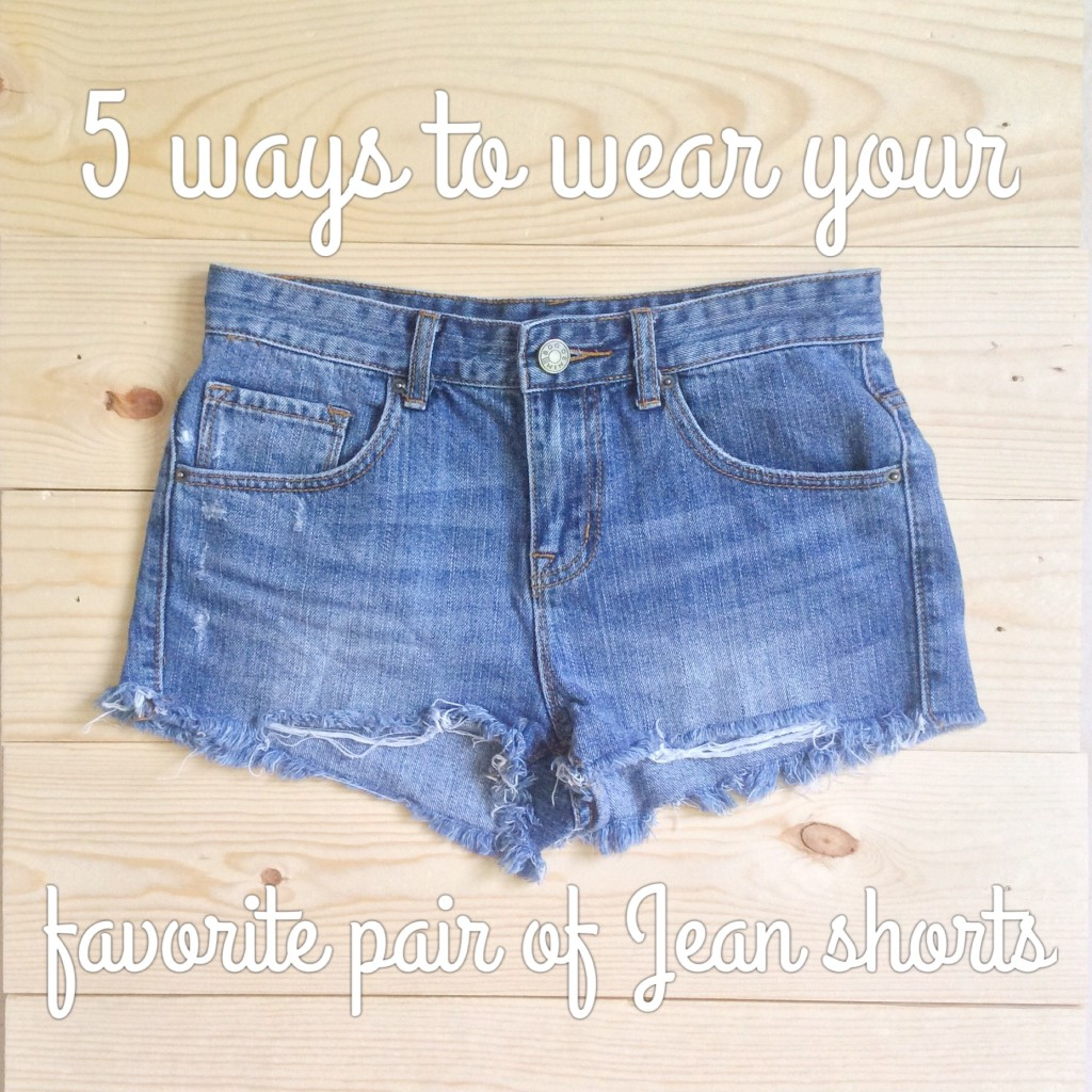 5 ways to wear your shorts