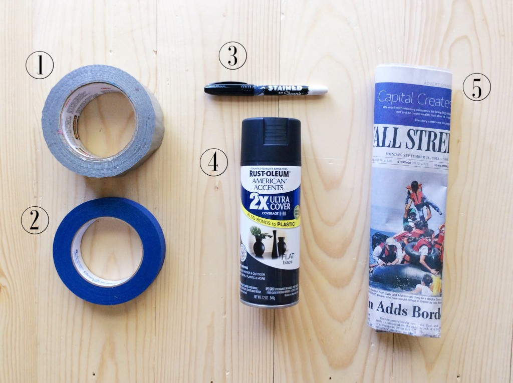 DIY Spray Paint Boots