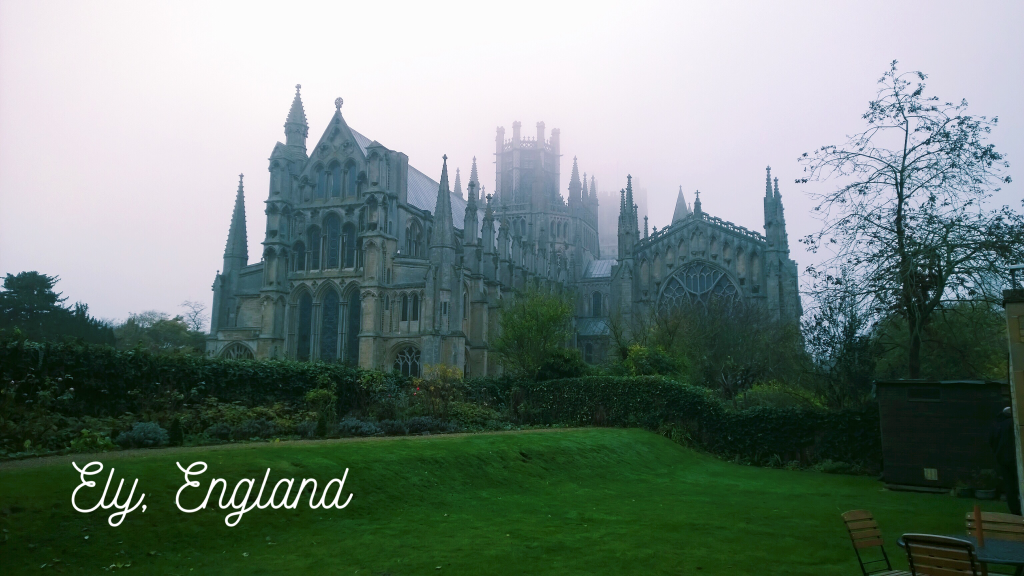 Ely, England - Vivian and Violet