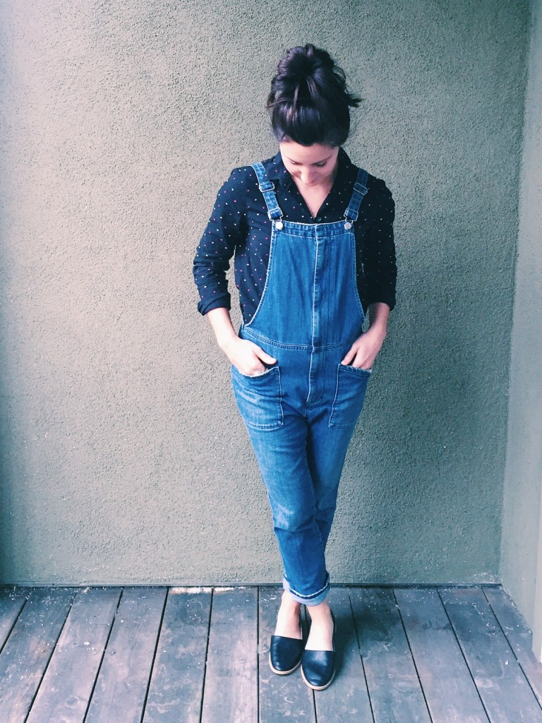 Overalls | Vivian and Violet
